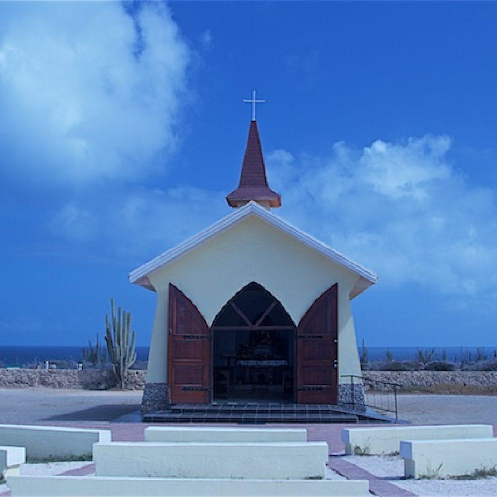 Alto vista kapel Aruba