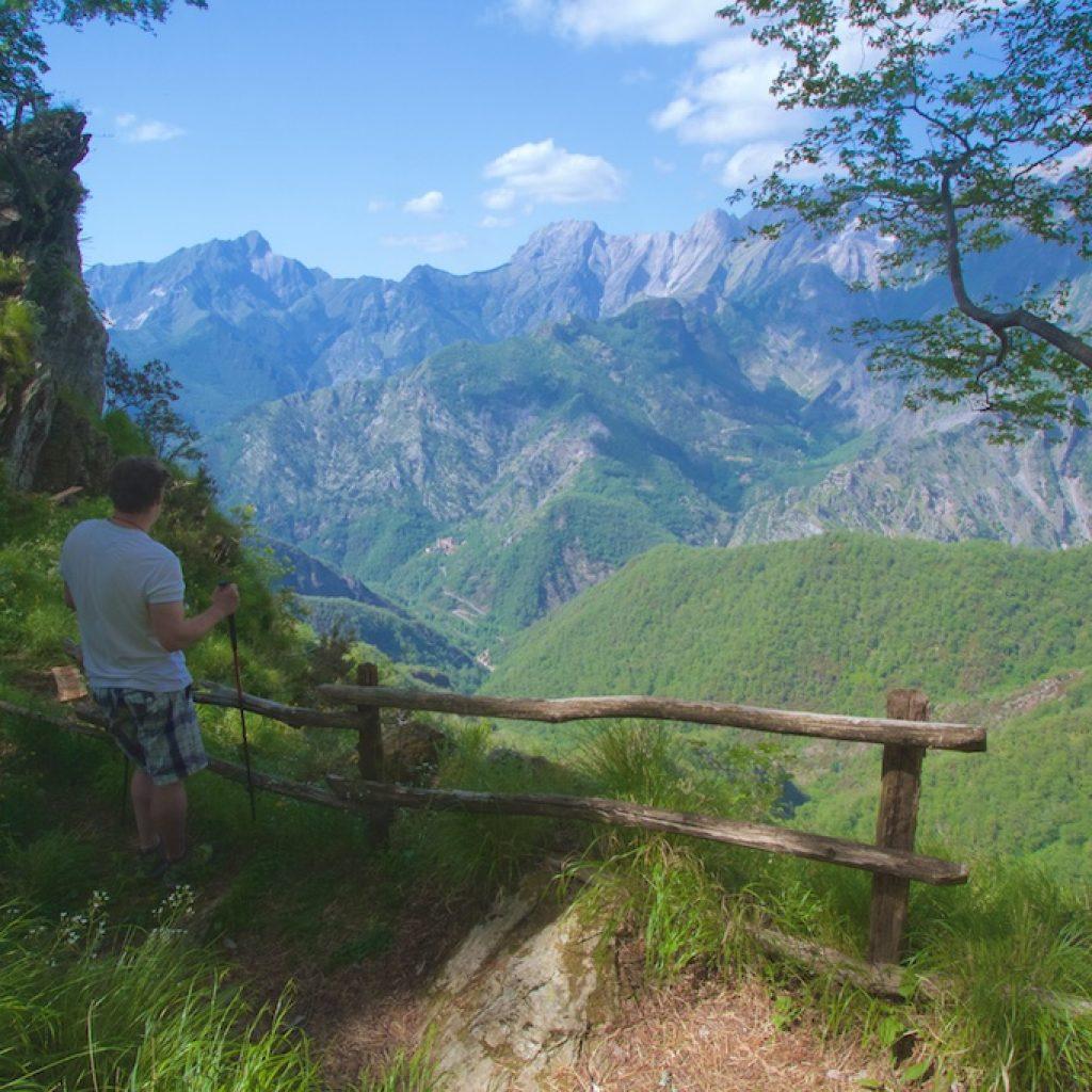 Apuaanse Alpen wandelen Italie