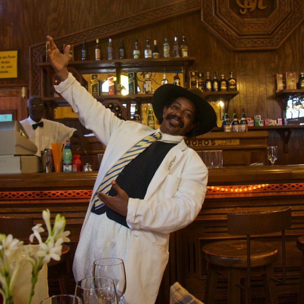 Beny Billy optreden Cuba
