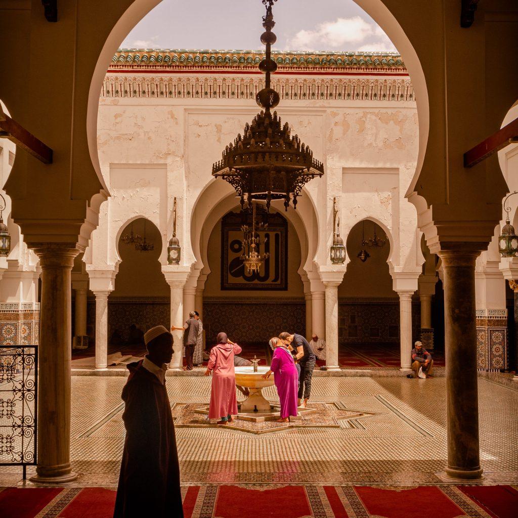 Fez Marokko Afrika