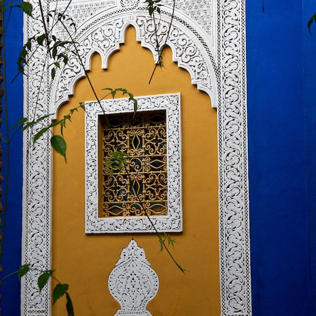 Marokko Majorelle garden