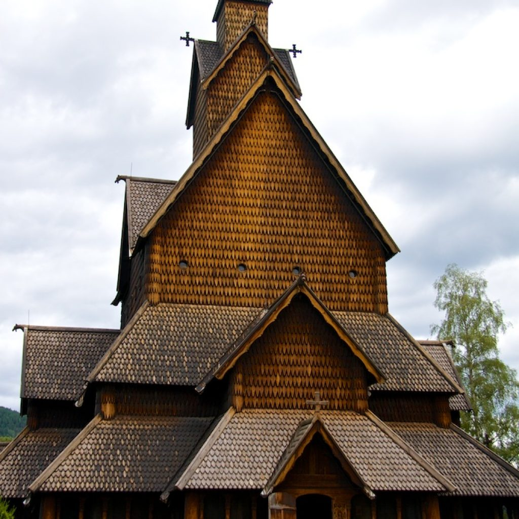 Noorwegen kerk