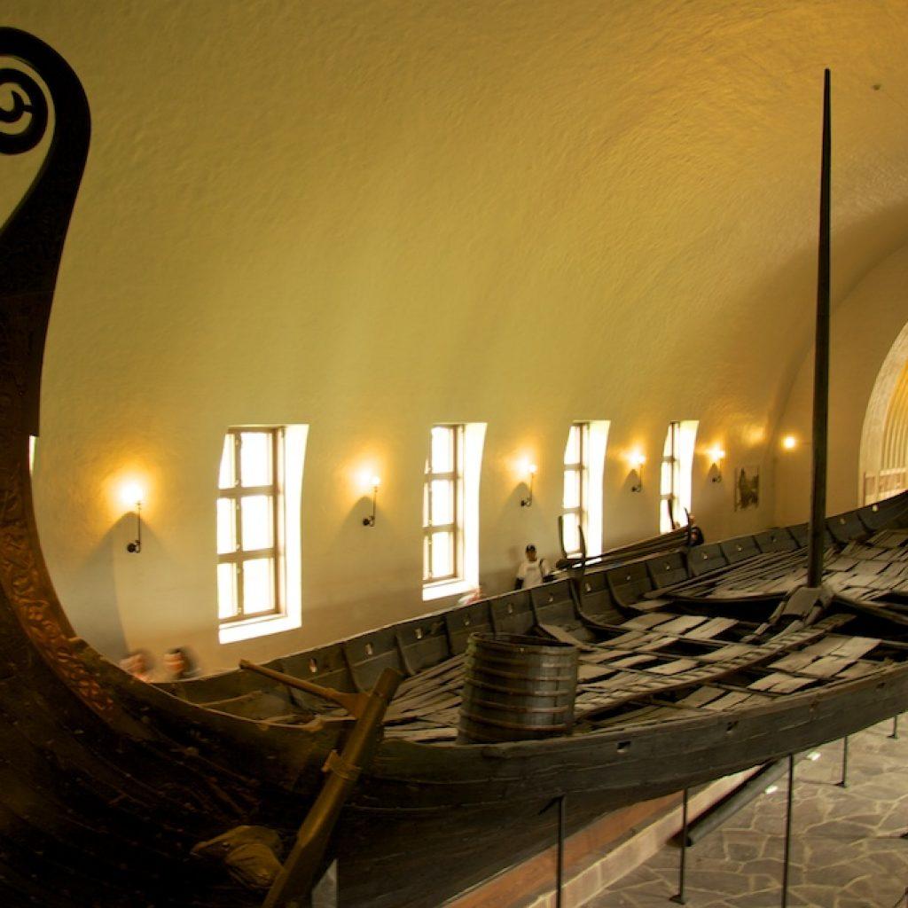 Vikingschip museum Bygdøy