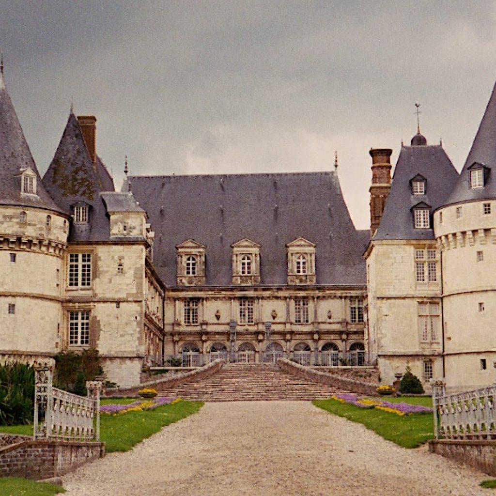 Omgeving Rouen Noord Frankrijk
