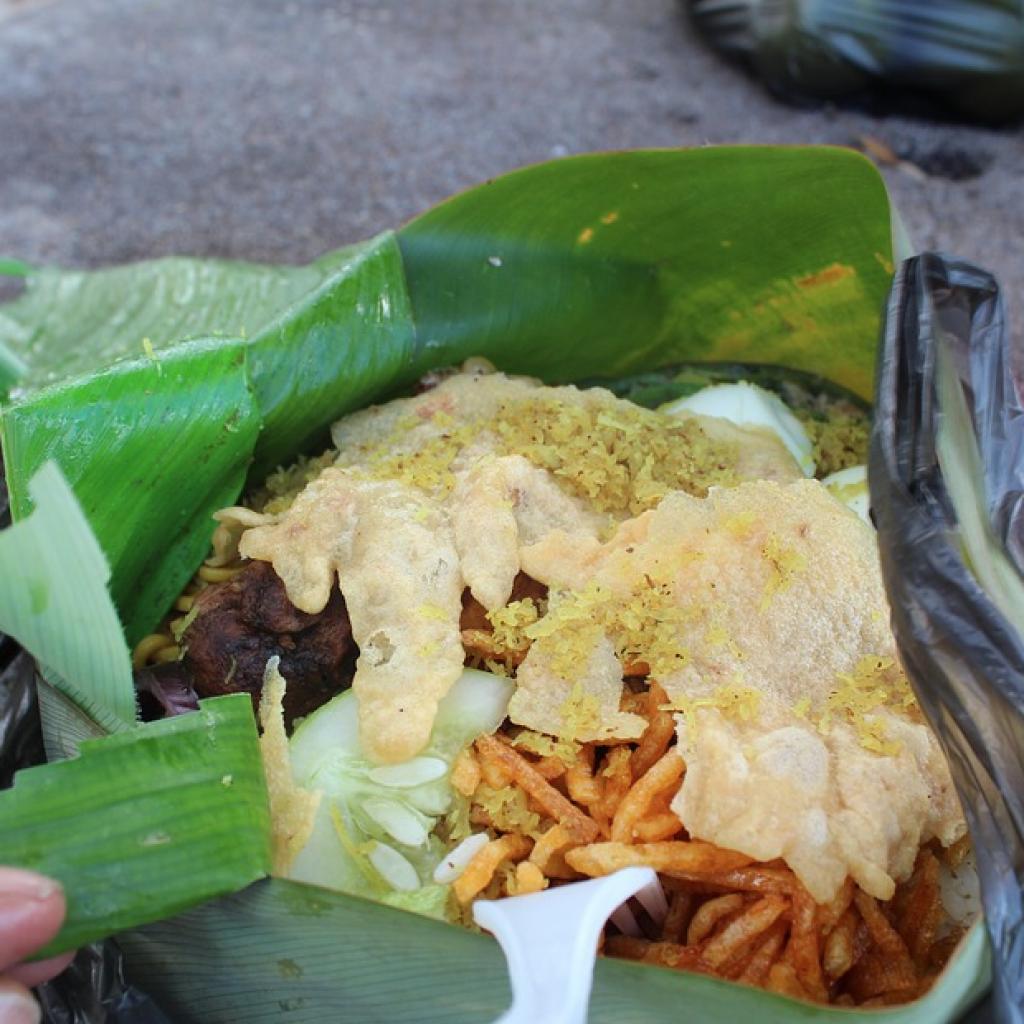 Suriname eten