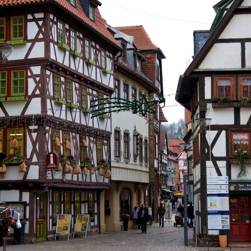 Schmalkalden Duitsland