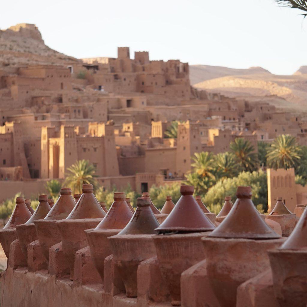 Tajines in Marokko