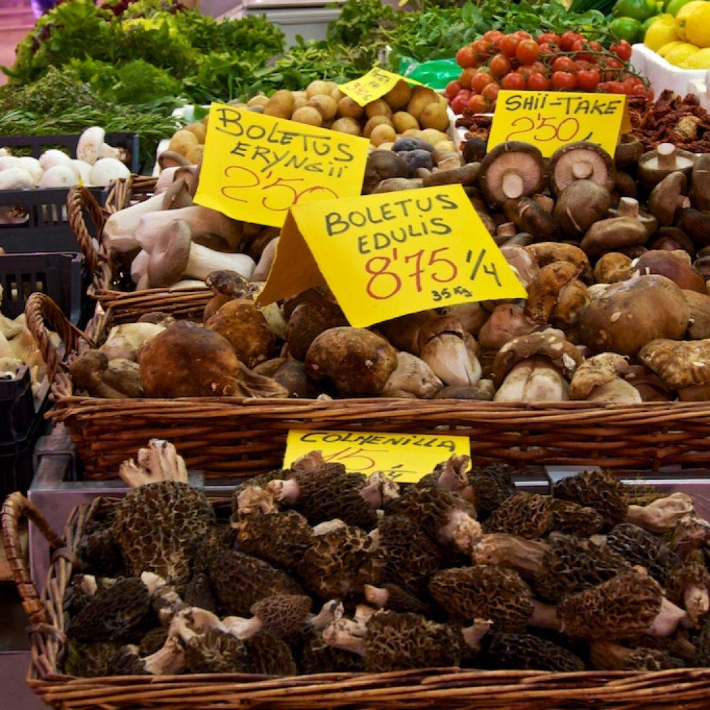 Valencia markt Spanje