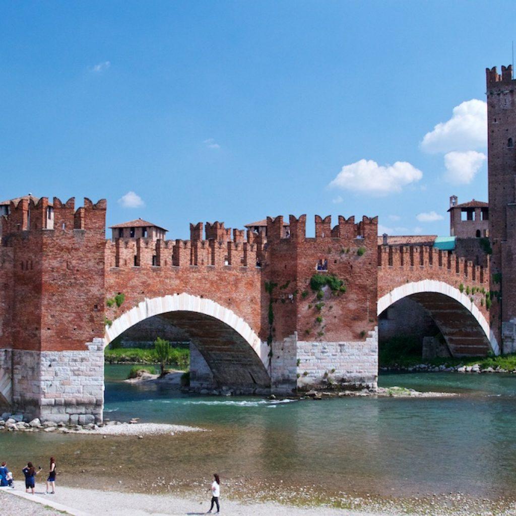 Verona Castelvecchio Italie