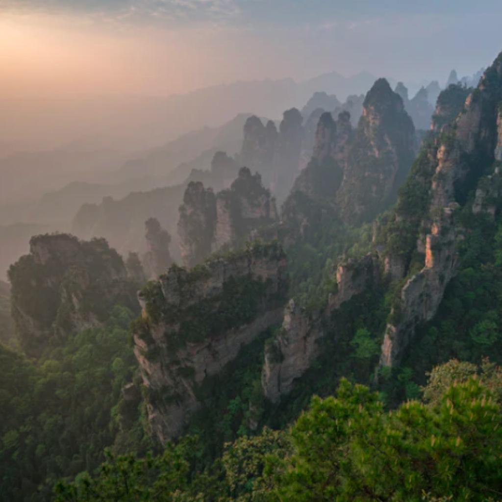 Zhangjiajie, Huaihua, China