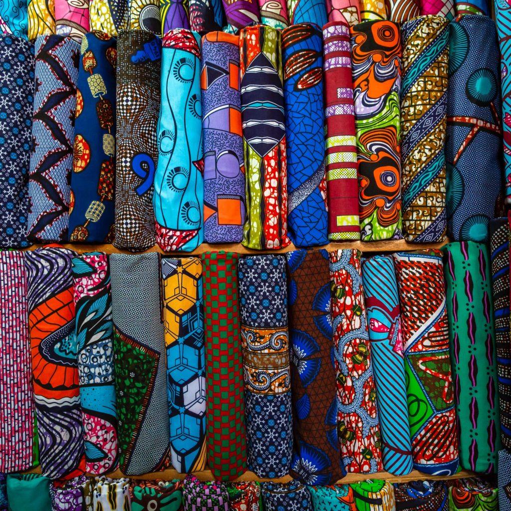 Kleuren in Zuid Afrika