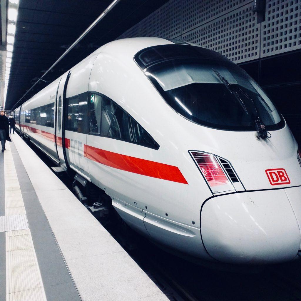 Duurzaam reizen met de trein 2