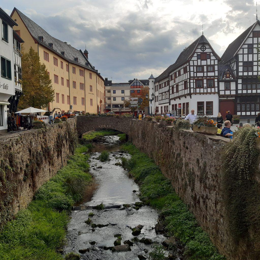 Bad Munstereifel Duitsland Erft