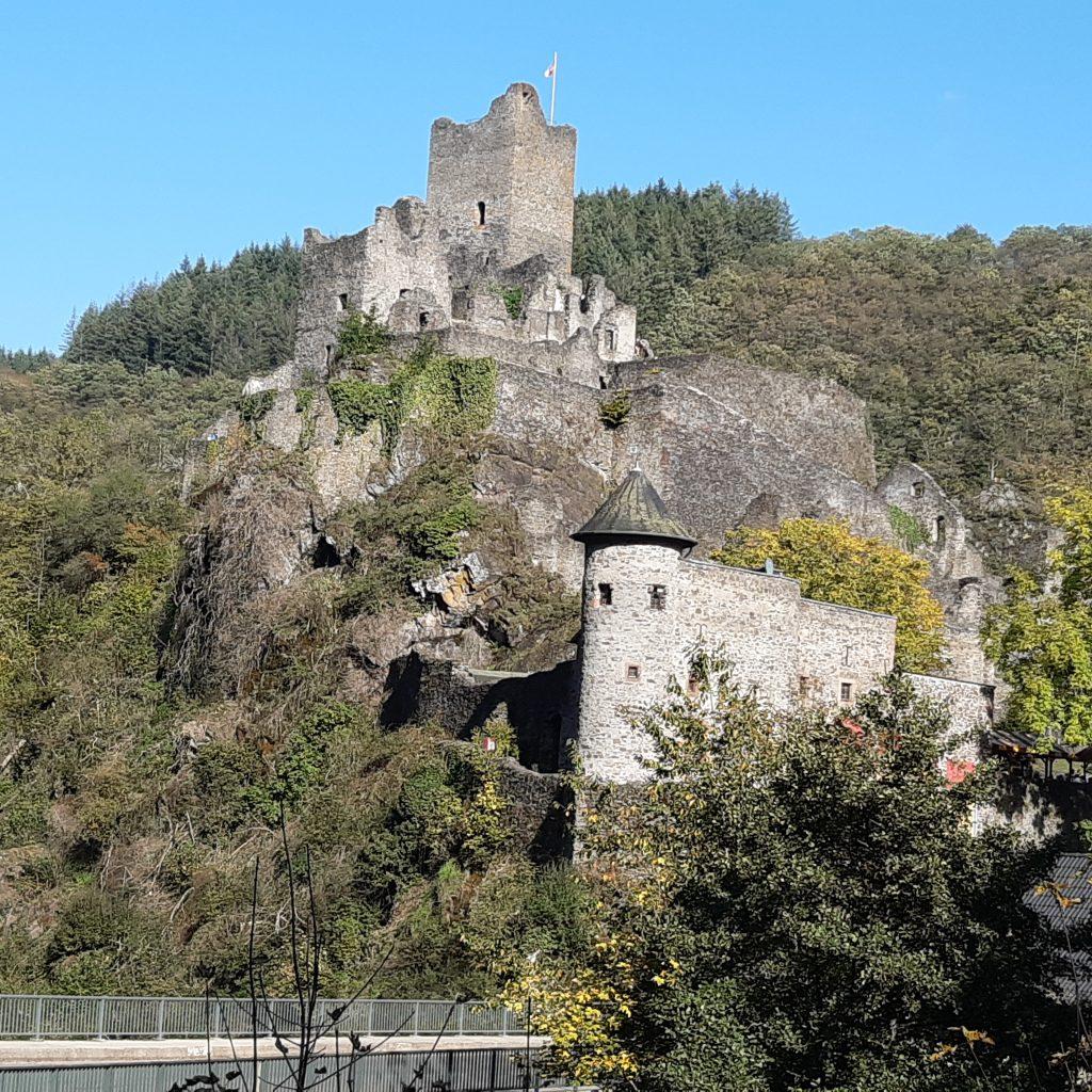 Burg Manderscheid Duitsland